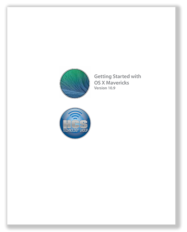 Cover Mac OS X Mavericks