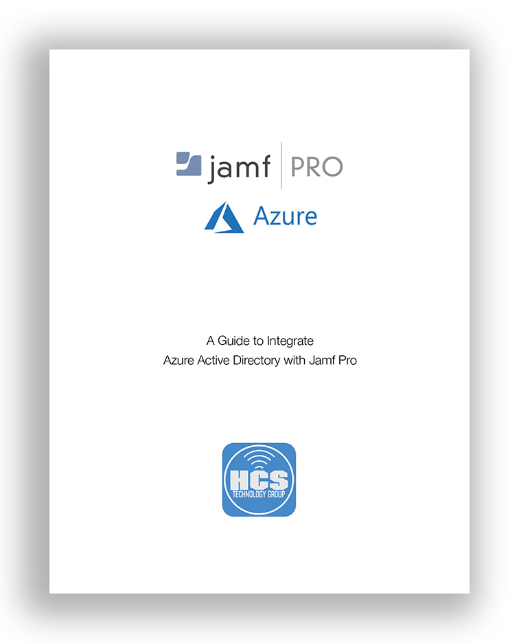 Jamf Microsoft Azure Integration Cover