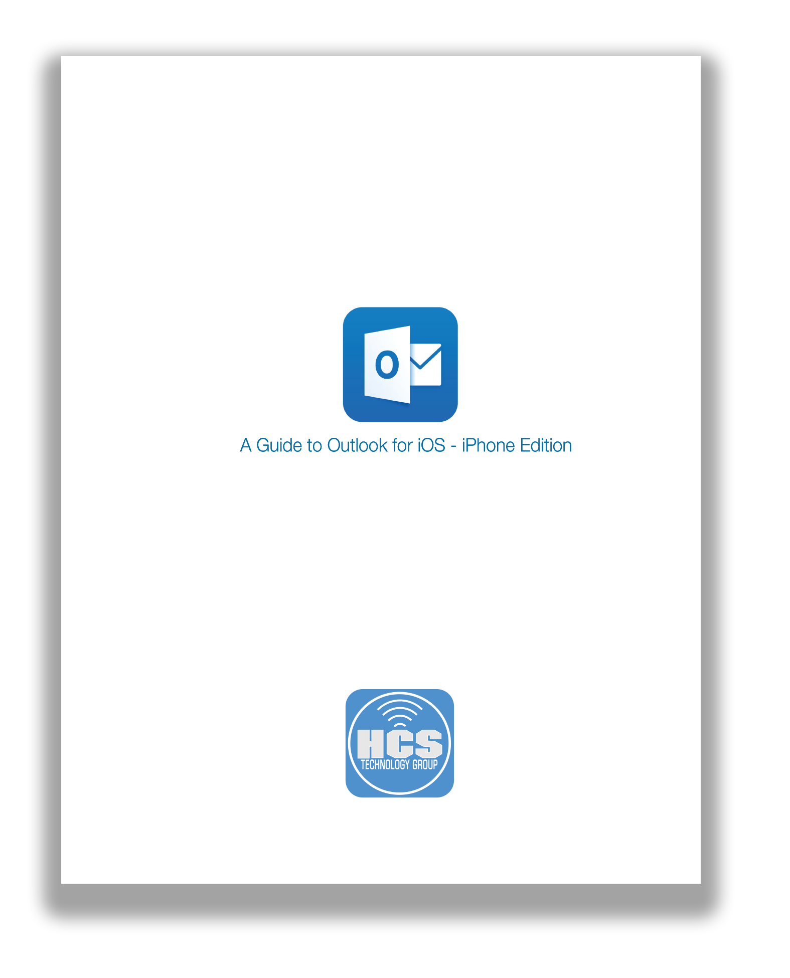 Outlook for iOS iPhone Cover