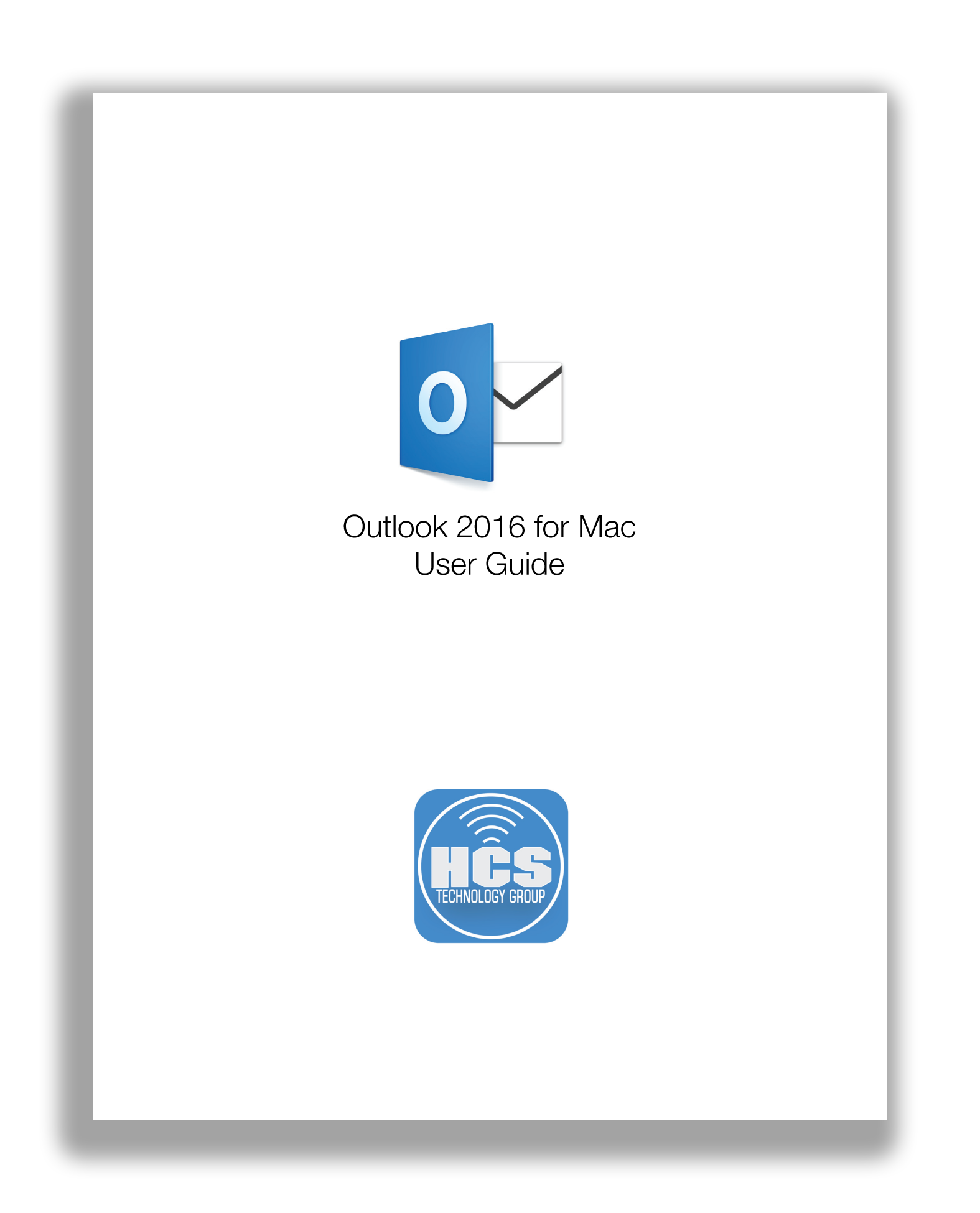 Outlook 2016 for Mac cover