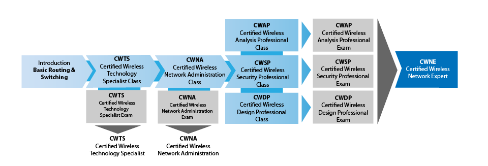 Hcs Technology Group Cwts Certified Wireless