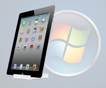 ipad2windows